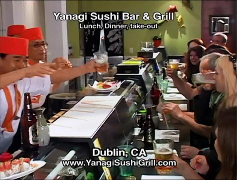 Yanagi Sushi Bar and Grill